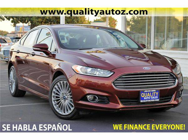 2015 *Ford* *Fusion*