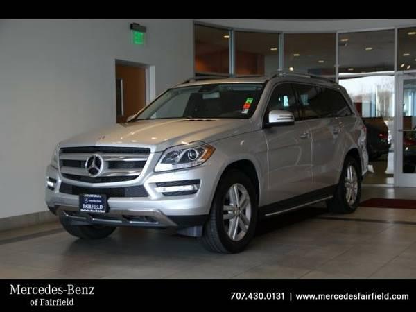2015 *Mercedes-Benz GL-Class* GL450 4MATIC - Mercedes-Benz Iridium...
