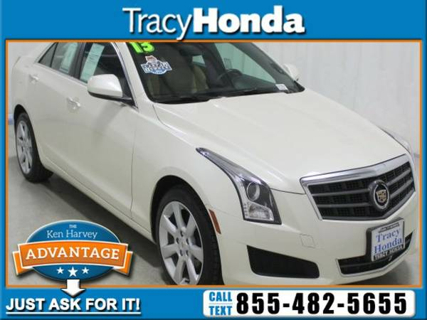 2013 Cadillac ATS 4D Sedan 2.0L Turbo