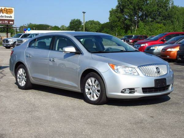 2010 Buick LaCrosse 66 Call Now and Save Now!