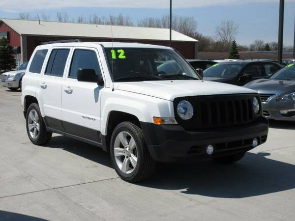2012 Jeep Patriot 63 FOR SALE - GREAT PRICE!!