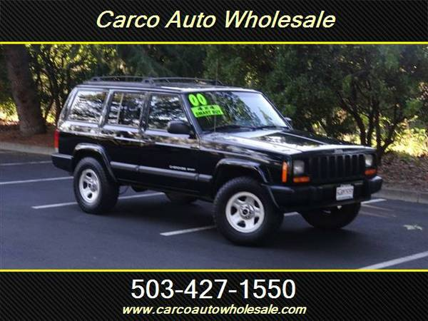 2000 Jeep Cherokee Sport 4dr Sport,4WD,SUPER CLEAN ,HARD TO FIND