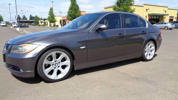 _____!!!! 2006 BMW 3-Series 330i Sedan !!!!_____ Clean Car