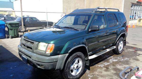 _____!!!! 2001 Nissan Xterra SE 4WD !!!!_____ Must See