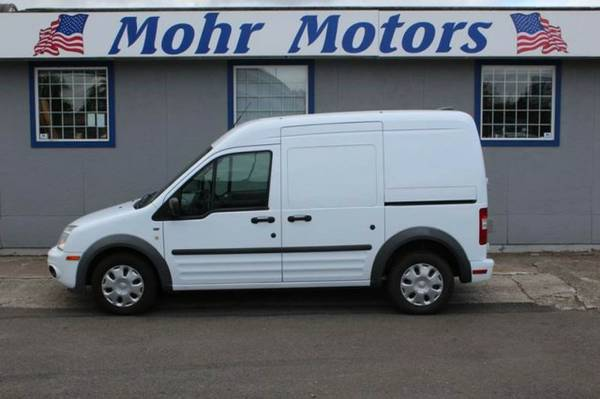 2010 *Ford* *Transit* *Connect* *Cargo Van XLT 4dr Mini w/o Side and...