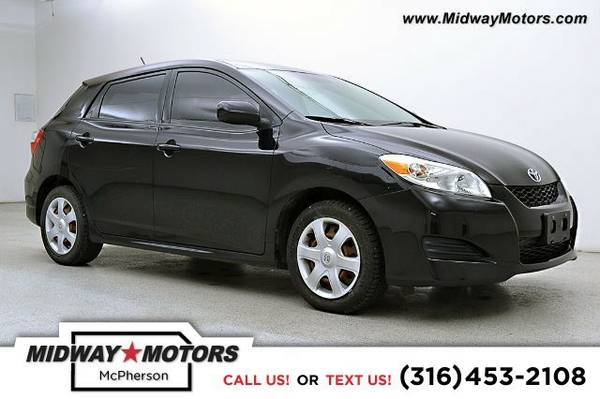 2009 Toyota Matrix Base Wagon Matrix Toyota