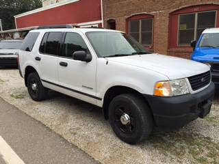 2005 FORD EXPLORER 4WD