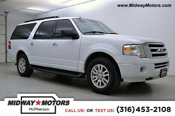 2012 Ford Expedition EL XLT SUV Expedition EL Ford