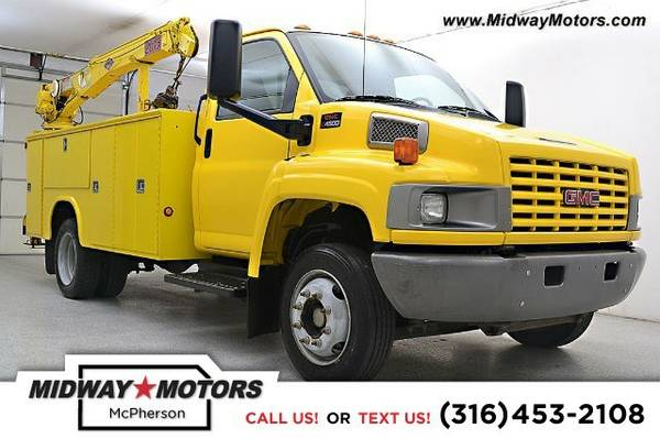 2005 GMC 4500 Series Work 4500 Series GMC