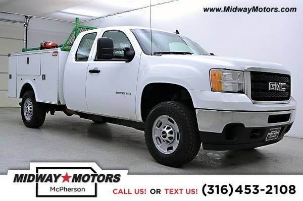 2013 GMC Sierra 2500HD Work Truck Truck Sierra 2500HD GMC