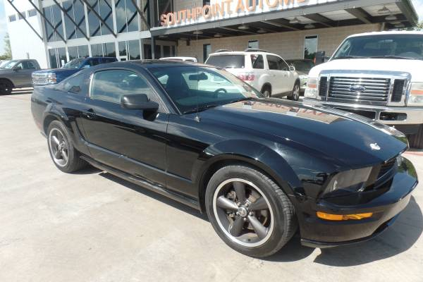 2008 Ford Mustang GT BULLITT V8 5Speed Manual LEATHER $1700 DOWN