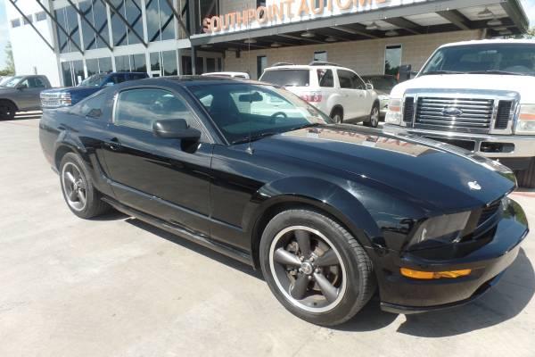 2008 Ford Mustang GT BULLITT V8 5Speed Manual LEATHER $1700 DOWN