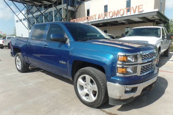 2015 Chevrolet Silverado 1500 LT Crew Cab TEXAS EDITION $3300 DOWN