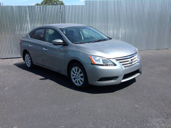 2013 NISSAN SENTRA $699 DOWN (LOW LOW MILES!!!!)