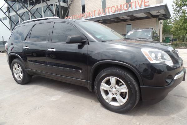 2011 GMC Acadia SLT 3RD ROW CAMERA NAV CLEAN $1900 DOWN