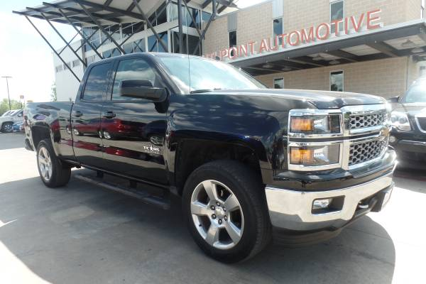 2014 Chevrolet Silverado 1500 LT 4 Door TEXAS EDITION $2800 DOWN