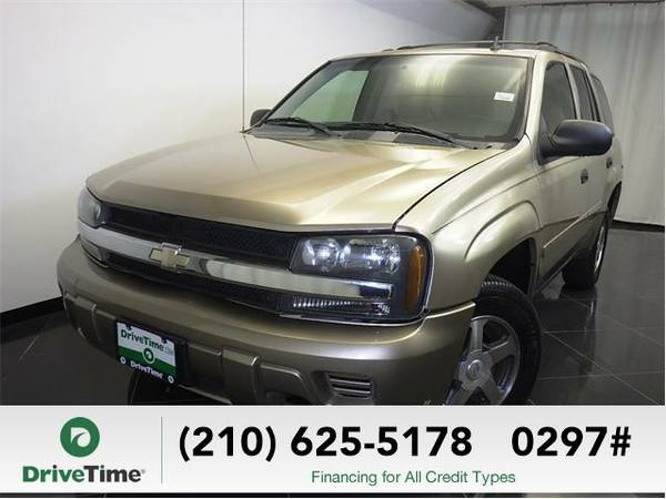 Beautiful 2006 *Chevrolet TrailBlazer* LT (GOLD) - Clean Title