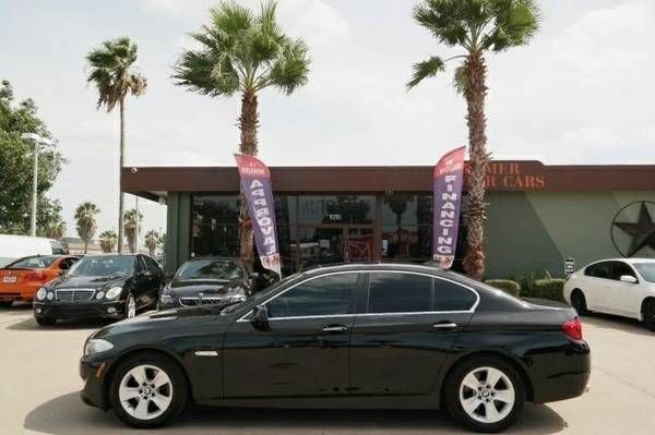 2012 BMW 528 528i SKU:X05669 Sedan