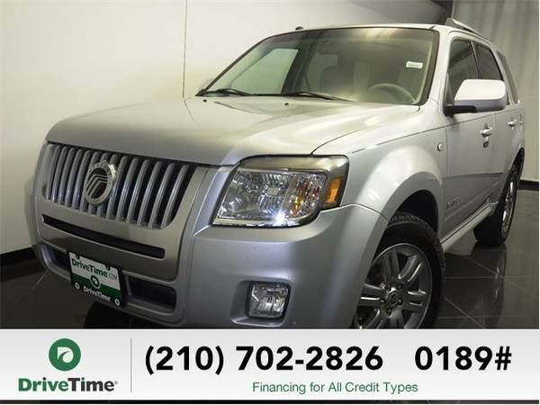 Beautiful 2008 *Mercury Mariner* Premier (SILVER) - Clean Title