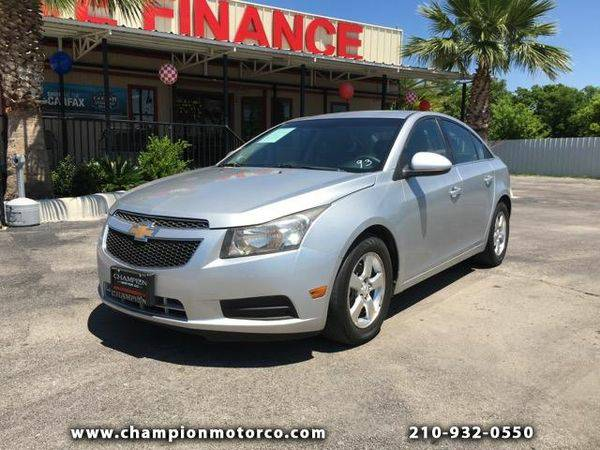 2011 *Chevrolet* *Cruze* 1LT BUY HERE PAY HERE!!!