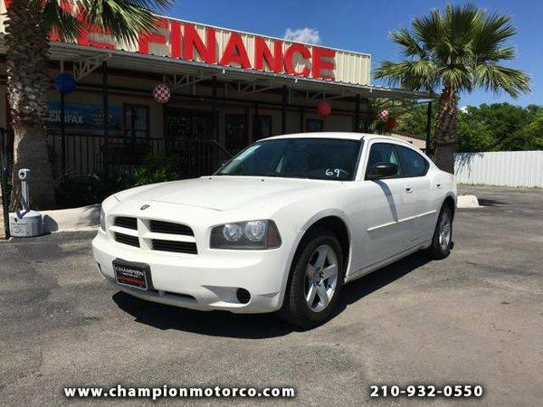 2009 *Dodge* *Charger* SE BUY HERE PAY HERE!!!