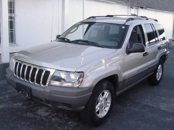 2003 Jeep Grand Cherokee ONE OWNER with only 121k miles