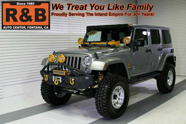 2015 *Jeep* *Wrangler* *Unlimited* *Moab* *Edition* -LOW PAYMENTS