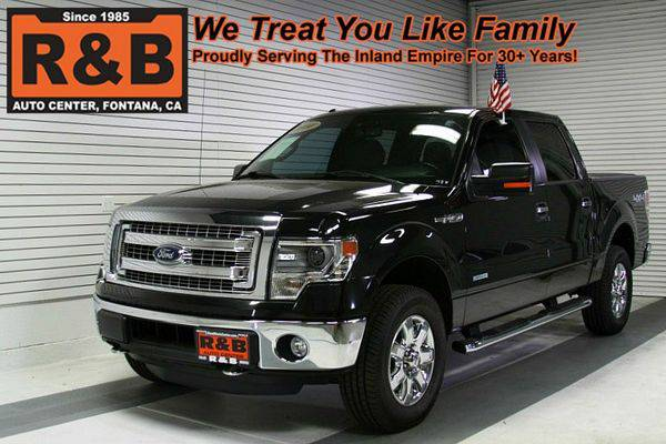 2014 *Ford* *F-150* *F 150* *F150* -LOW PAYMENTS