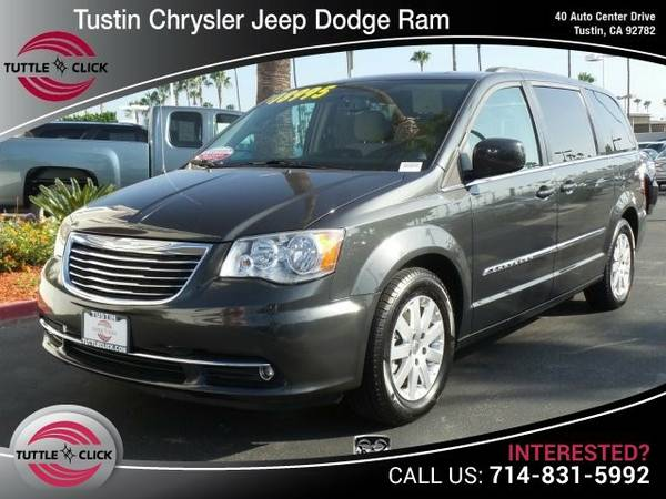 2012 Chrysler Town & Country Touring Van Town & Country Chrysler