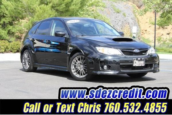 2012 Subaru Impreza WRX Hatchback Stock# CG238148