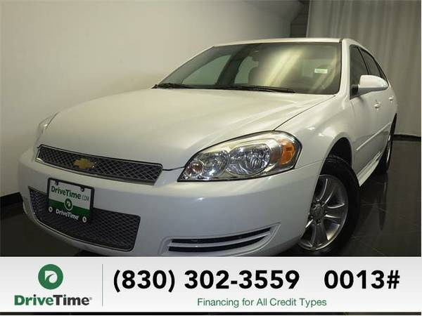 Beautiful 2014 *Chevrolet Impala Limited* LS Fleet (WHITE) - Clean...