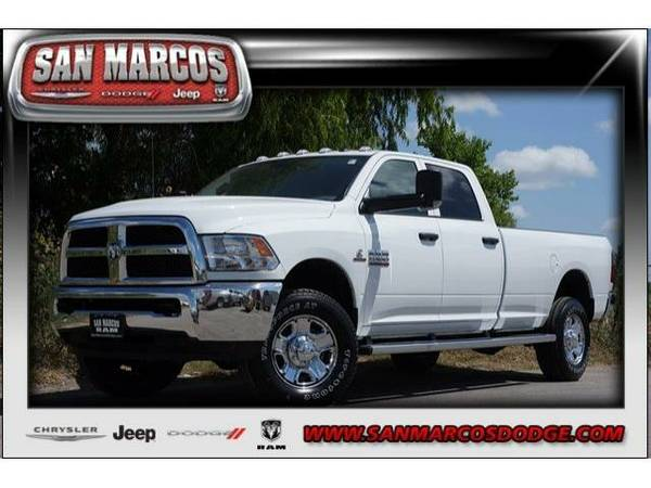 2016 *Ram 2500* Tradesman - Bright White Clearcoat