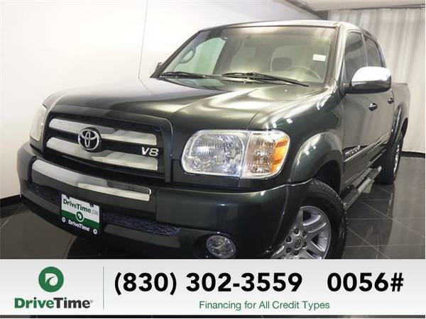 Beautiful 2006 *Toyota Tundra* SR5 (GREEN) - Clean Title