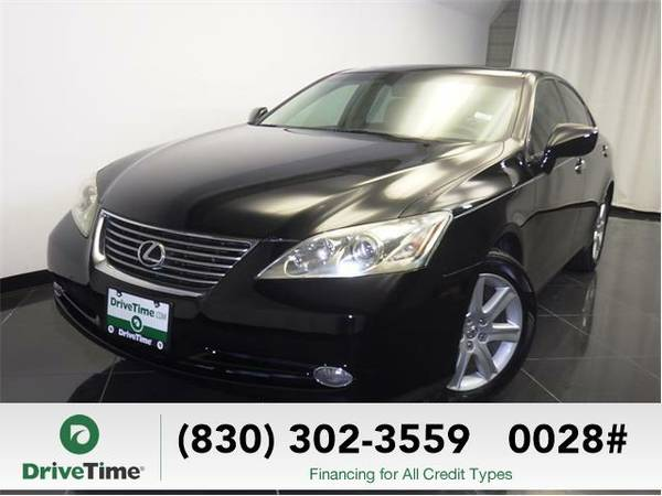 Beautiful 2007 *Lexus ES 350* Base (BLACK) - Clean Title