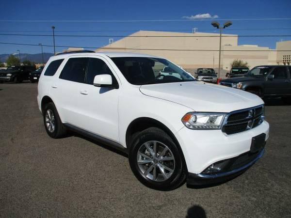 2015 *Dodge Durango* AWD 4dr Limited - (WHITE) 6 Cyl.