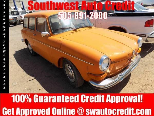 1973 Volkswagen 3SQ TYPE III SQUAREBACK WAGON *IN HOUSE FINANCING*