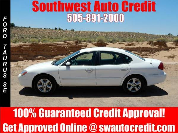 2002 Ford Taurus SE 4dr Sedan *IN HOUSE FINANCING*