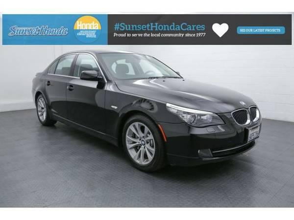 2010 *BMW 5 Series* 535i - Great Credit, Bad Credit, No Problem!