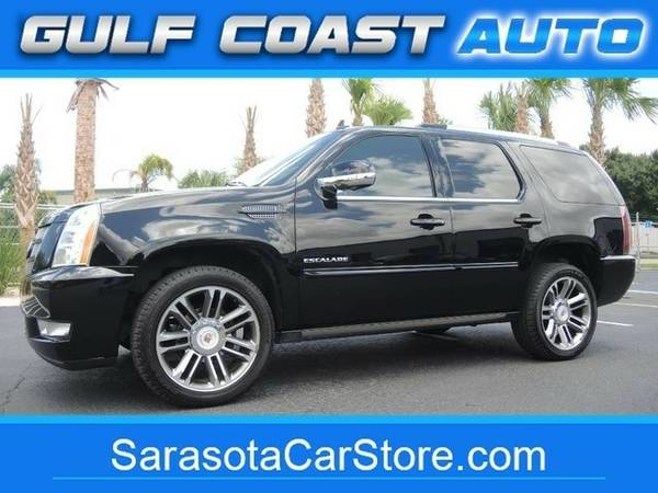 2013 Cadillac Escalade Premium! 1-OWNER! FL CAR! NAV! DVD! ONLY 41K!...