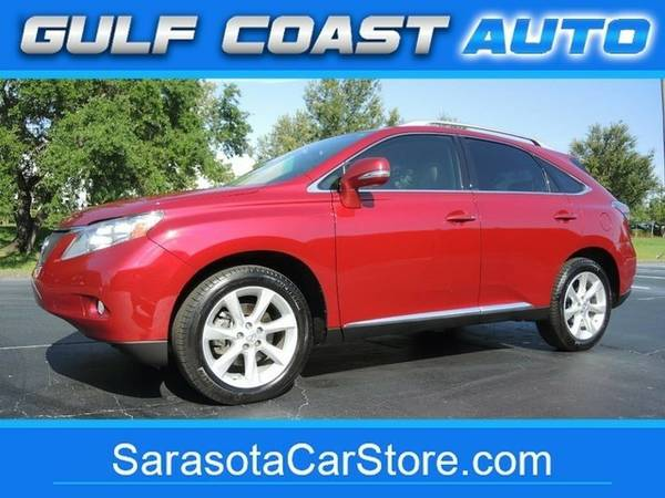 2010 Lexus RX 350 NAV! TAN LEATHER! BACK-UP CAMERA! VENTILATED SEATS!