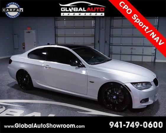 2012 *BMW* *3* *Series* 335i *Over 100 in Stock-Indoor Showroom-SR 64