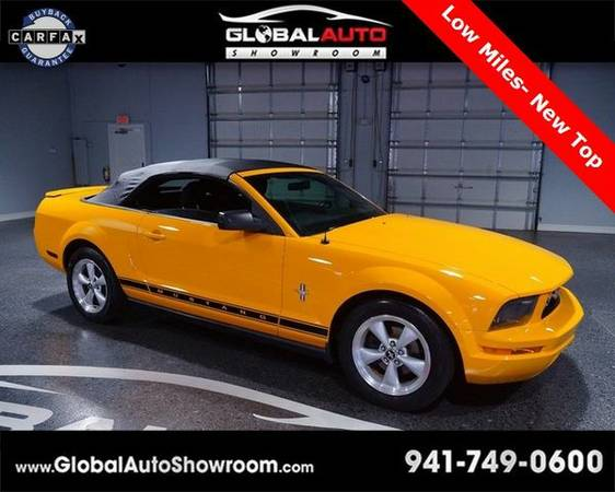 2007 *Ford* *Mustang* V6 Premium *Over 100 in Stock-Indoor...