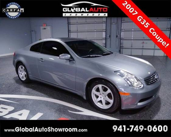 2007 *Infiniti* *G35* Base *Over 100 in Stock-Indoor Showroom-SR 64