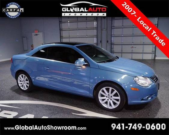 2007 *Volkswagen* *Eos* 2.0T *Over 100 in Stock-Indoor Showroom-SR 64