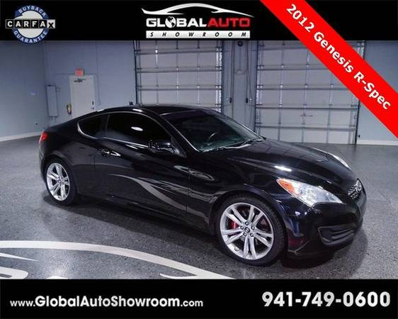 2012 *Hyundai* *Genesis* *Coupe* 2.0T R-Spec *Over 100 in...