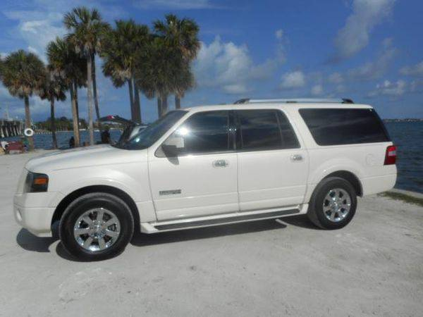 2007 *Ford* *Expedition* *EL* Limited 4x2 4dr SUV