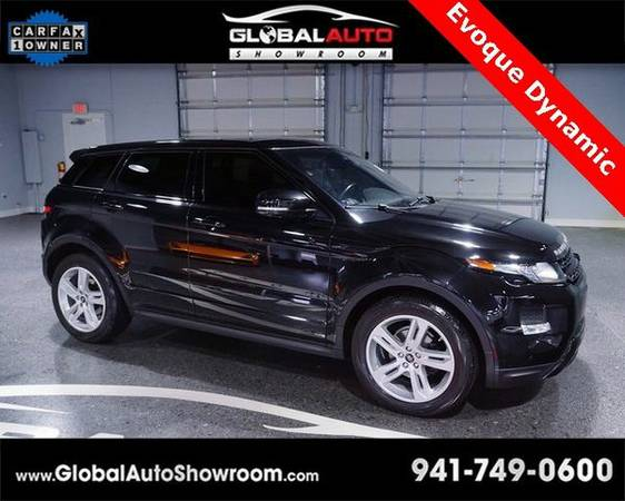 2013 *Land* *Rover* *Range* *Rover* *Evoque* Dynamic *Over 100 in...