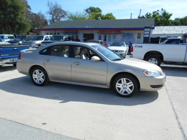 2012 Chevrolet Impala LT 100% Financing Buy Here Pay Here