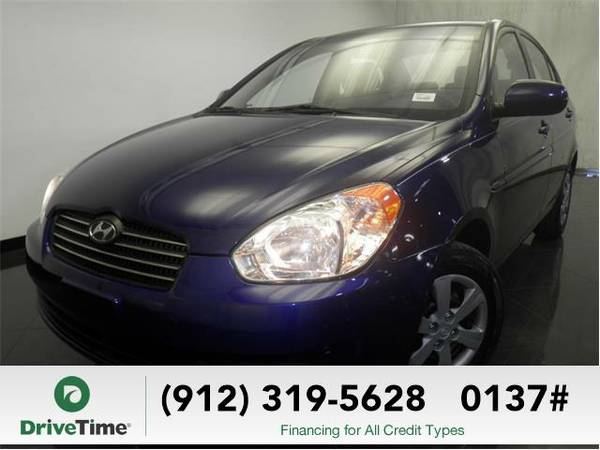 Beautiful 2011 *Hyundai Accent* GLS (Dark Sapphire Blue) - Clean Title