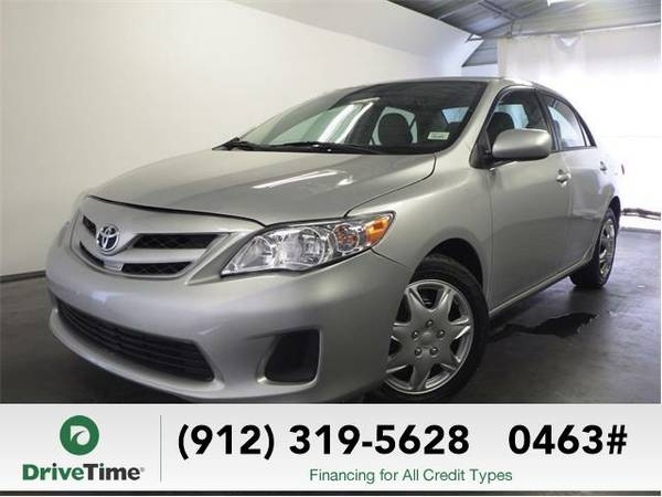 Beautiful 2012 *Toyota Corolla* LE (SILVER) - Clean Title